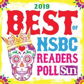 Best of NSBC readers poll badge
